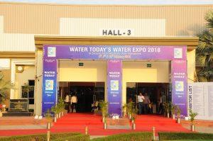 Chennai Trade Center Water Today Expo